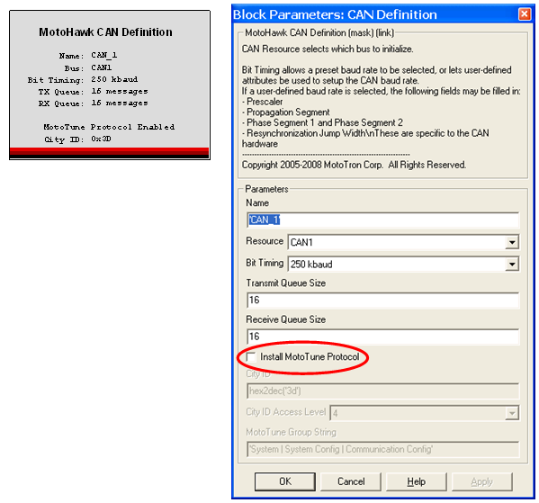 MotoTune:FAQ:How do I resolve identifier conflicts and use