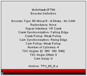 MotoHawkBlocksMotoHawk Encoder Definition Block  MotoHawk